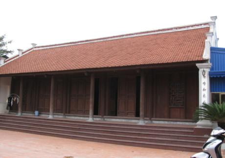 mẫu nhà gỗ 5 gian truyền thống