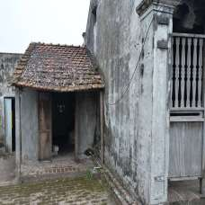 Nhà gỗ của Bá Kiến