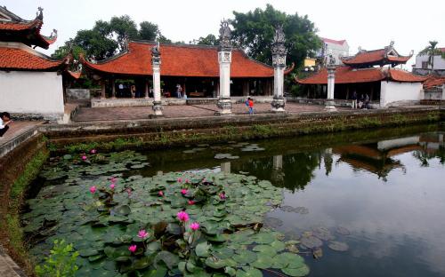 Tu tạo thiết kế xây dựng đình đền chùa, công trình văn hóa tâm linh