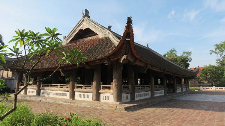 Đình Chu Quyến, Hà Tây