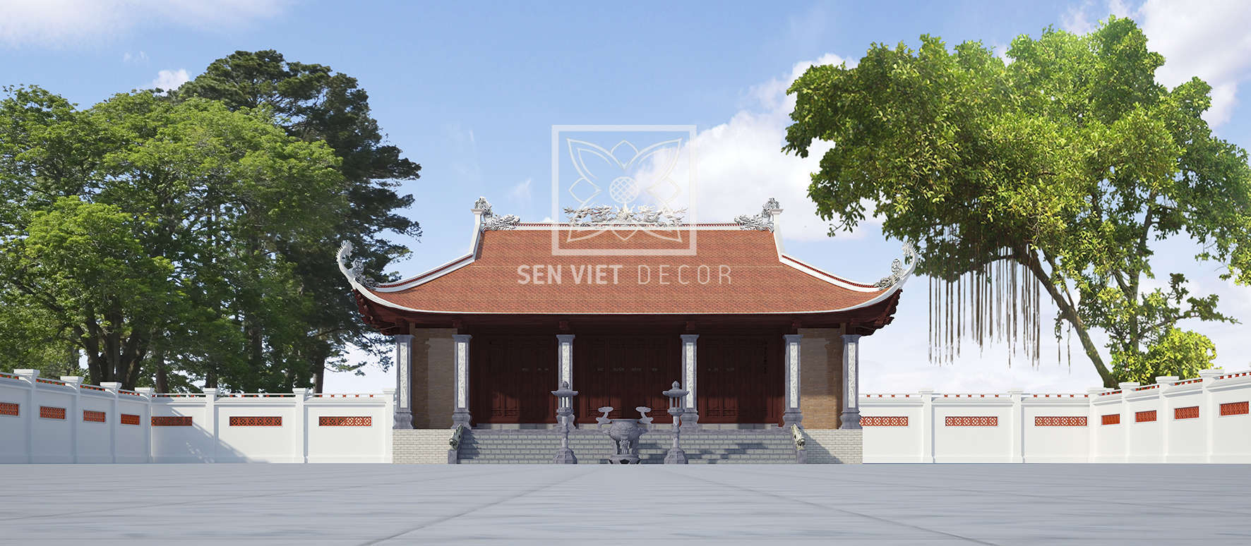 Dự án Đình Sen - Ninh Bình