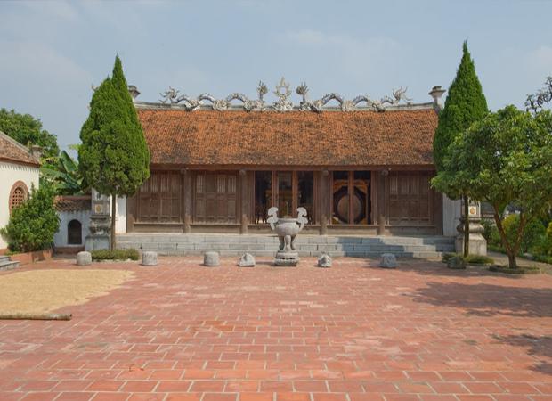Đình Hưng Lộc - Một di tích kiến trúc nghệ thuật mang tín ngưỡng dân gian