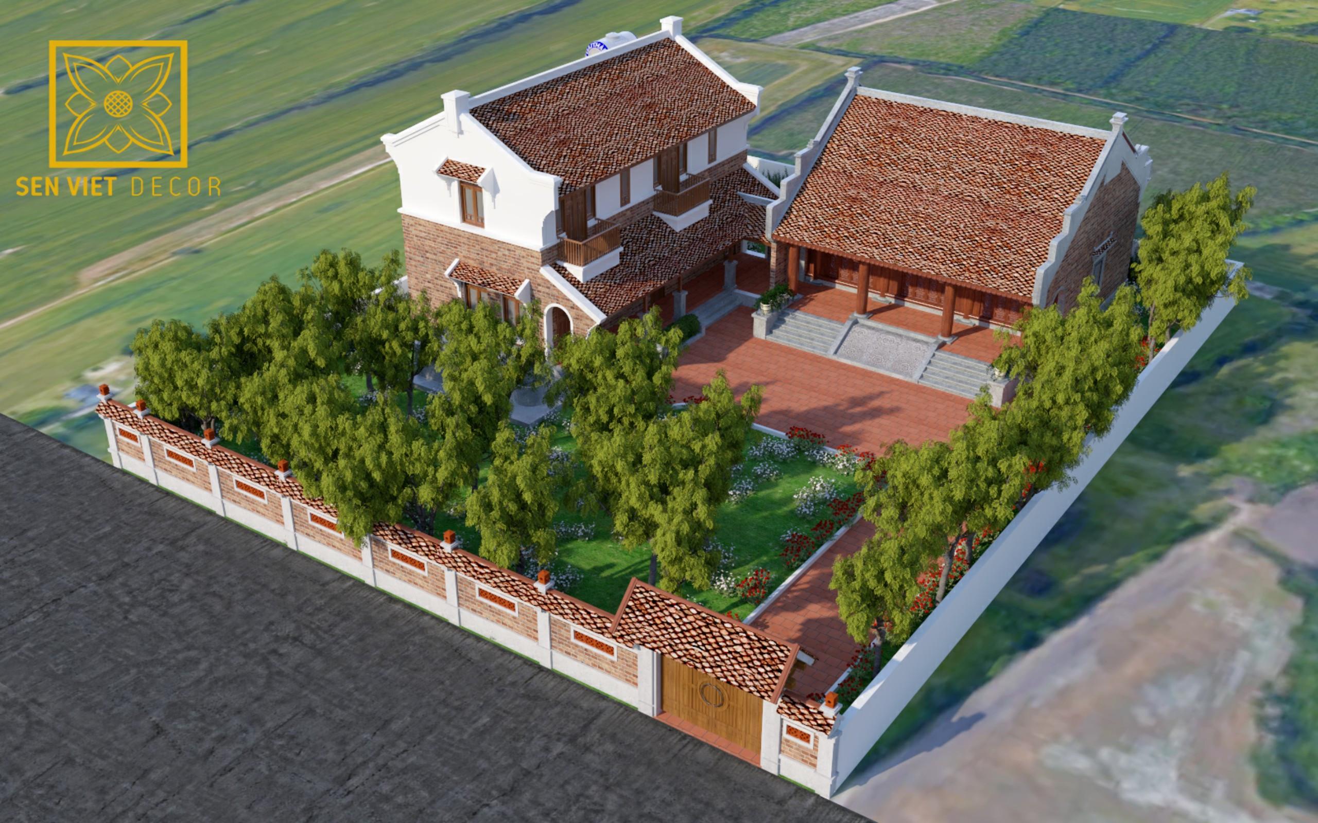 Thiết kế nhà gỗ, nhà thờ họ uy tín chuyên nghiệp