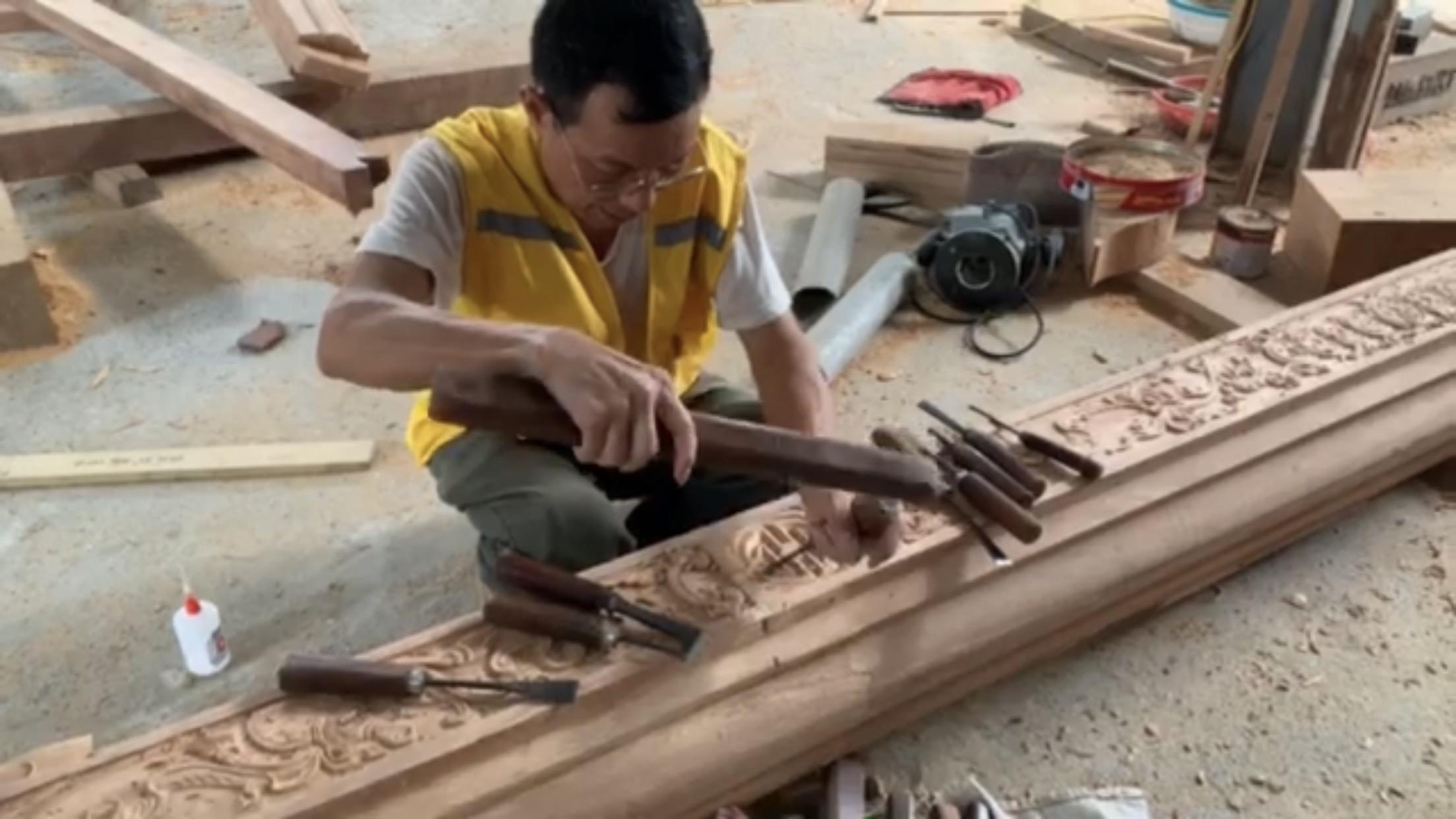 Thợ nghệ nhân các làng nghề truyền thống