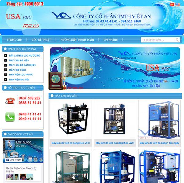 Công ty cổ phần thương mại Việt An