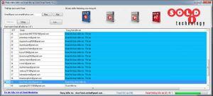 Phần mềm kiểm tra email sống hay chết miễn phí Solid Email Verify