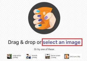 Chia sẻ công cụ nén ảnh chính chủ của Google