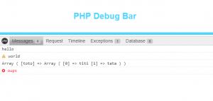 Debugbar – Thư viện debug hữu ích cho lập trình Laravel