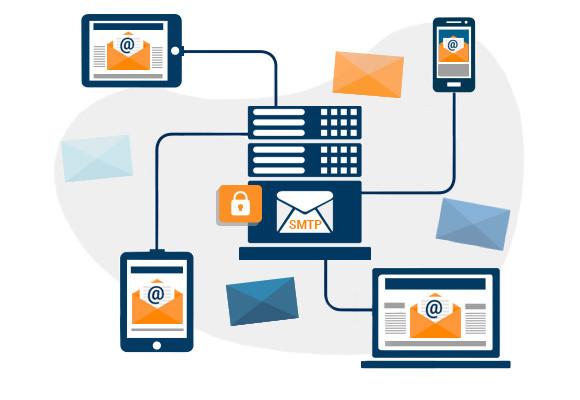 Hướng dẫn sử dụng SMTP của Gmail cho dịch vụ gửi email trên Website
