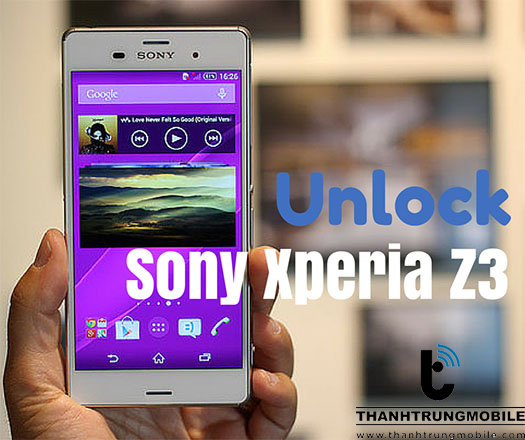 Unlock Sony Xperia Z3 Softbank 401SO