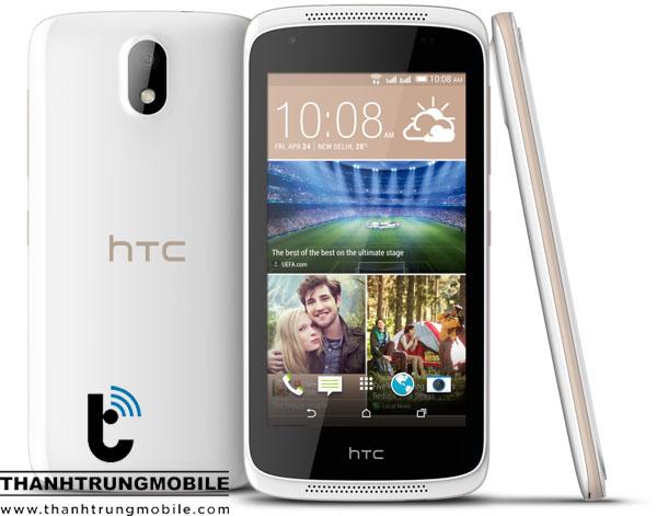 Thay mặt kính HTC desire 326