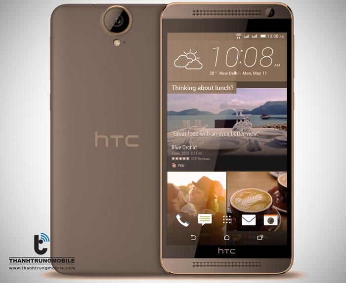 Thay màn hình htc one E9