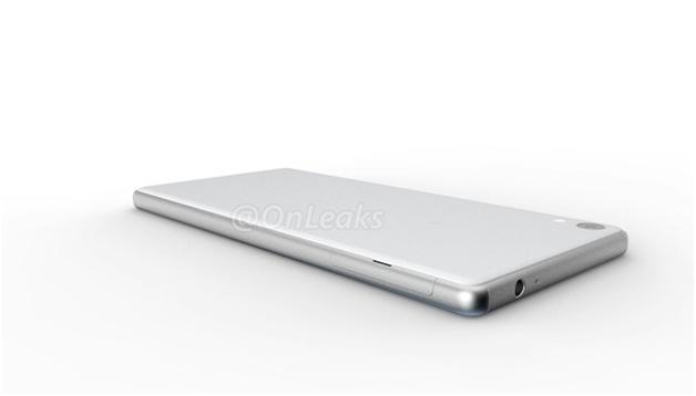 phien ban dien thoai moi Sony Xperia C6 Ultra