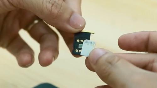 Cách cài đặt, lắp sim ghép cho iphone 5