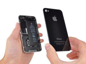 cach thay man hinh iphone 4 don gian