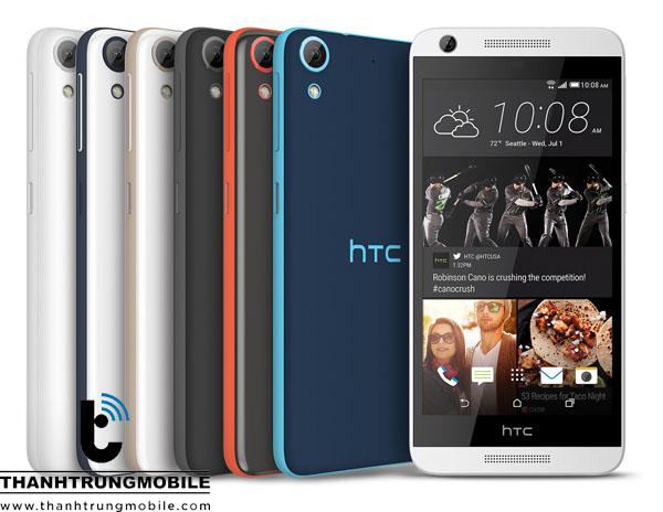Thay mặt kính HTC desire 626