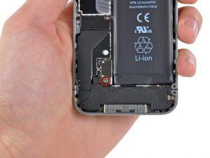 hoan thien cach thay man hinh iphone 4