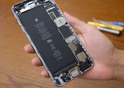 Sửa iPhone 5, 5S bị hao pin, nóng máy