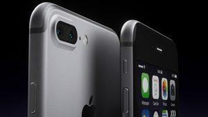 iphone 7 plus khong co camera kep