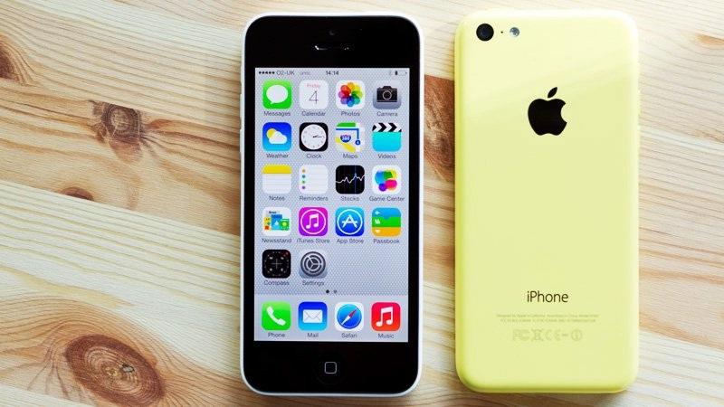 chon iphone 5c lock
