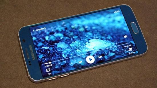 Huong dan kiem tra Samsung Galaxy S6 cu