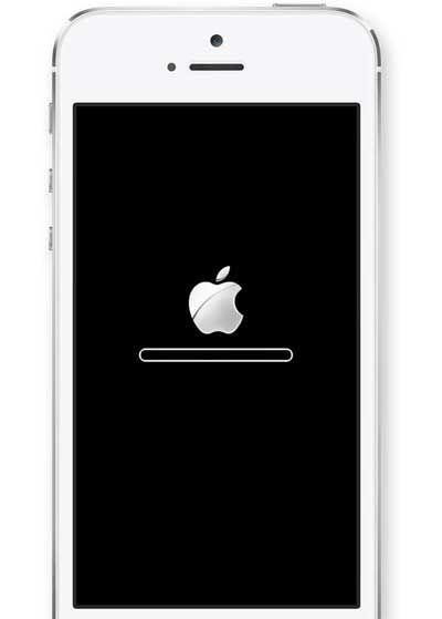 Sửa iPhone 6, 6 Plus treo táo, treo cáp đĩa