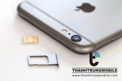 Sửa iPhone 6, 6S, 6 Plus, 6S Plus không nhận sim