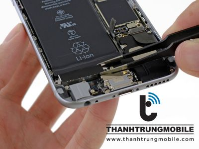 Sửa iPhone 6, 6S, 6 Plus, 6S Plus mất sóng
