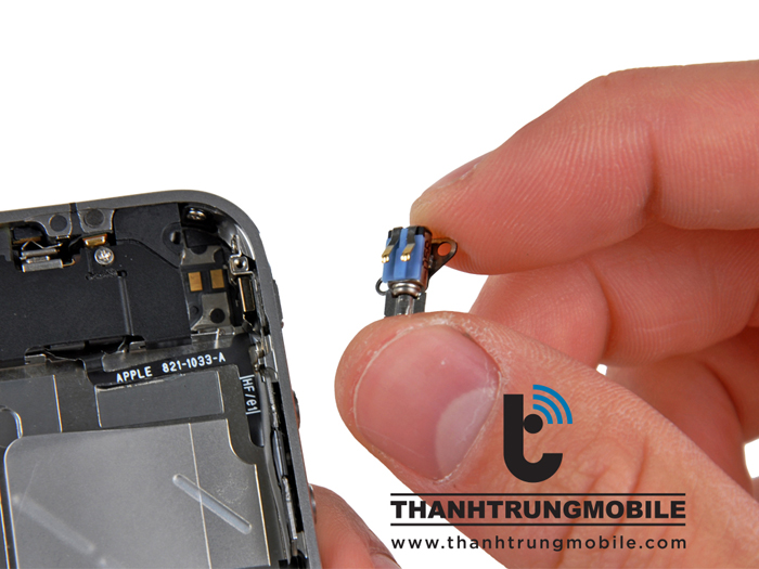 Thay rung iPhone 6S, 6S Plus