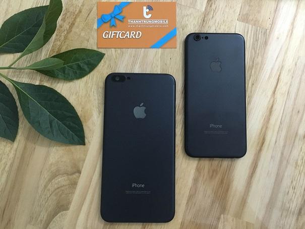 thay sườn iPhone 7 Plus