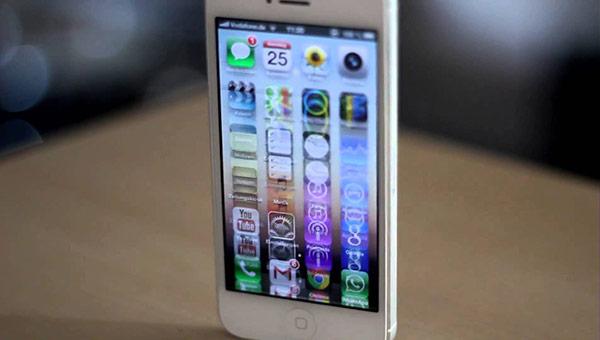 iPhone 5S bị lỗi