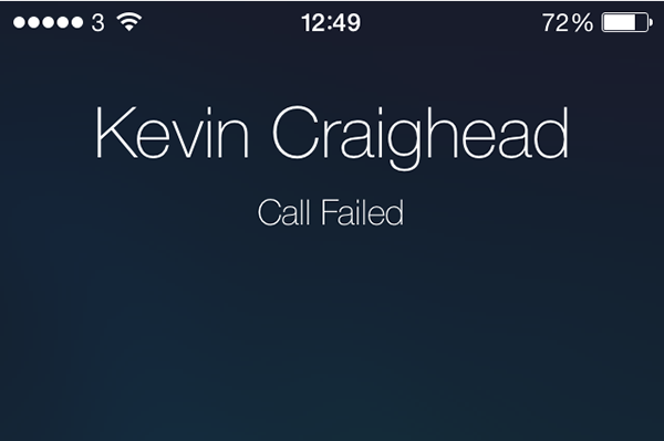 Cách khắc phục iPhone 5 không nhận được cuộc gọi đến