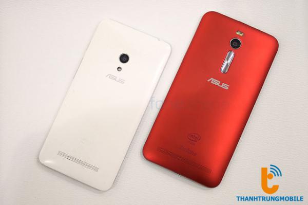 Thay nắp lưng Asus Zenfone 5 chính hãng Thành Trung Mobile