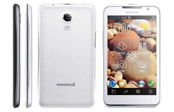 Điện thoại Lenovo S880