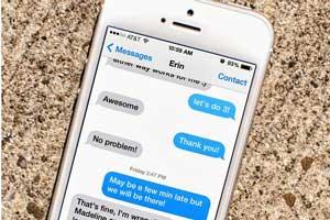 Khóa tin nhắn trên iPhone 5 không khó nếu biết sau đây