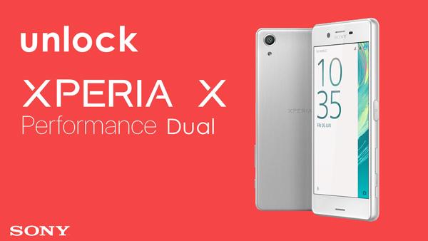 Unlock Sony Xperia X Performance X Dual tại Thành Trung Mobile