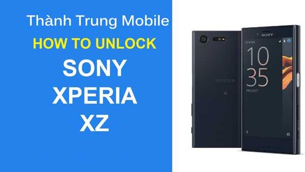 unlock-sony-xperia-xz-2