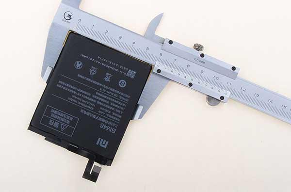 Thay pin Xiaomi Redmi 3 3