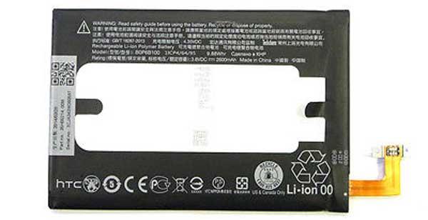 Thay pin điện thoại HTC One M8