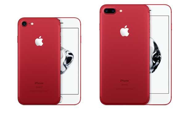 độ vỏ đỏ iphone 7