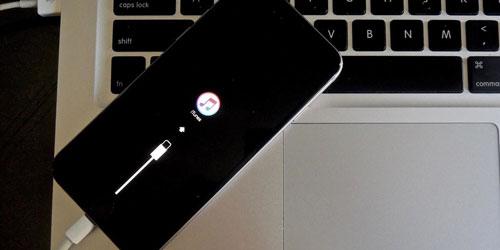 Phải làm thế nào khi iPhone 7 báo chưa được sao lưu