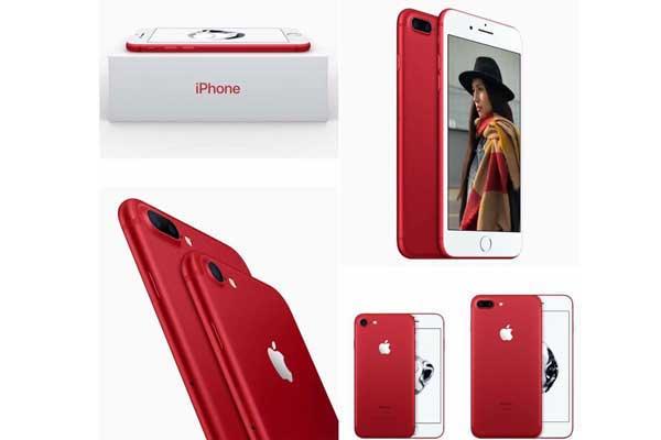 thay độ vỏ đỏ iphone 7