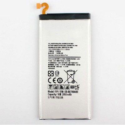 Thay pin Samsung Galaxy E7, E700