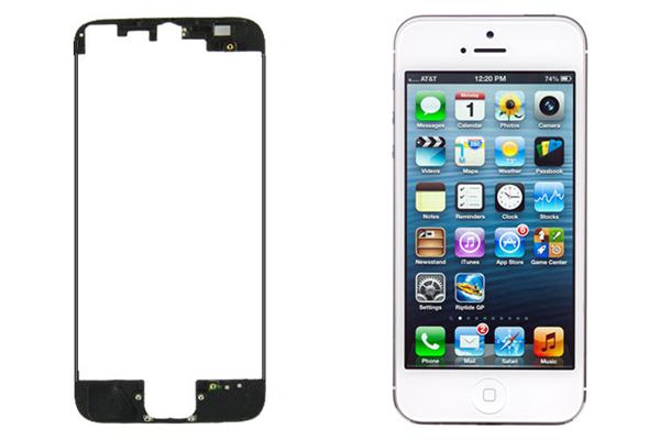 Thay ron iphone 4, iPhone 5 chính hãng
