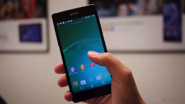 Cách phát Wifi trên Sony Xperia Z2