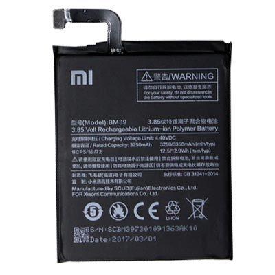 Thay pin Xiaomi Mi 6 (BM 39)