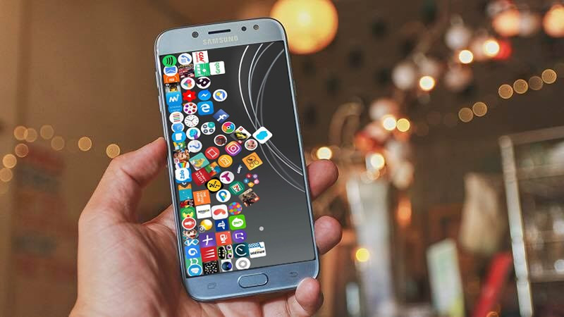 Tạo ra các icon ngộ nghĩnh trên điện thoại lắc lư đa chiều độc lạ!
