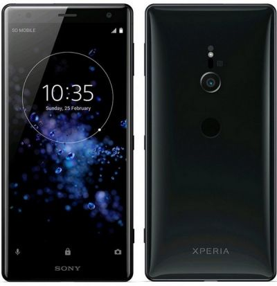 Thay mặt kính Sony Xperia XZ2, XZ2 Compact