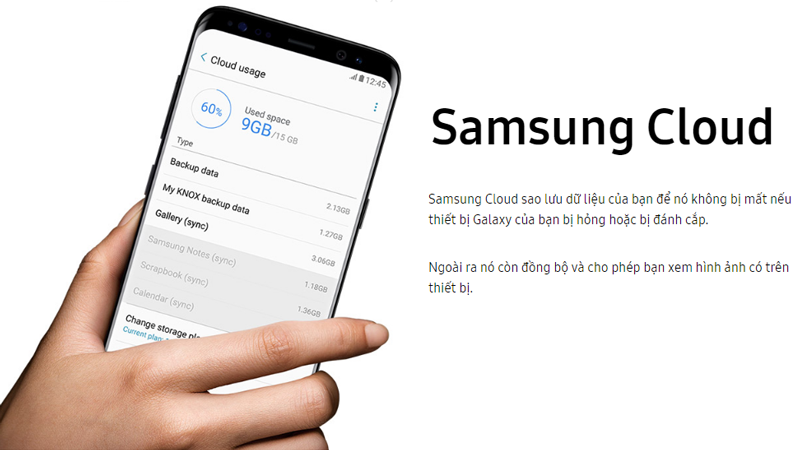 Tài khoản Samsung Account là gì và những tính năng nổi bật của nó