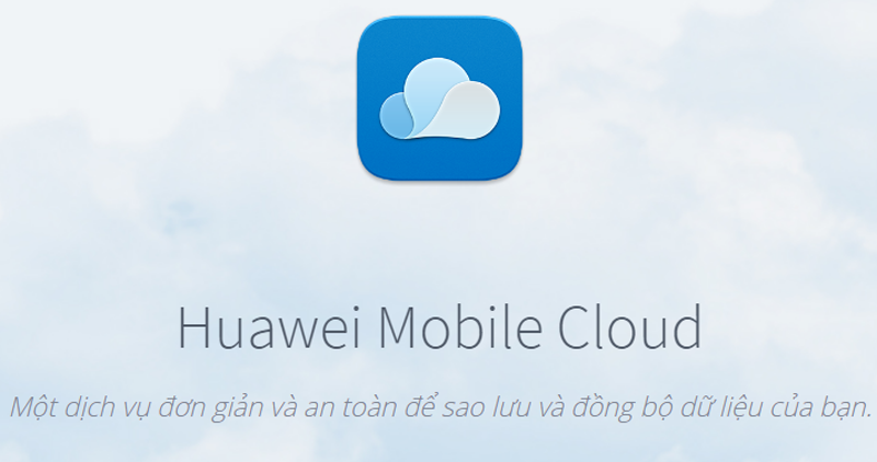 huawei-mobile-cloud